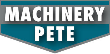 Machinery Pete logo